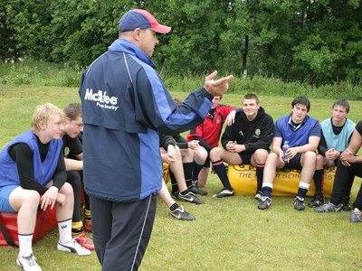Myerscough College Rugby Academy - Experienced Coaches