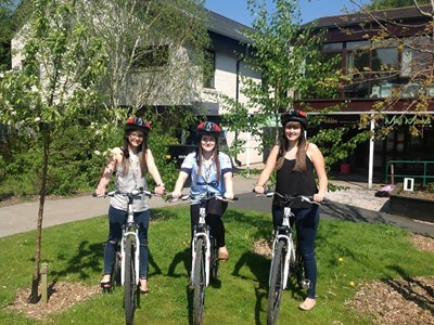 Myerscough College Cycle Hire