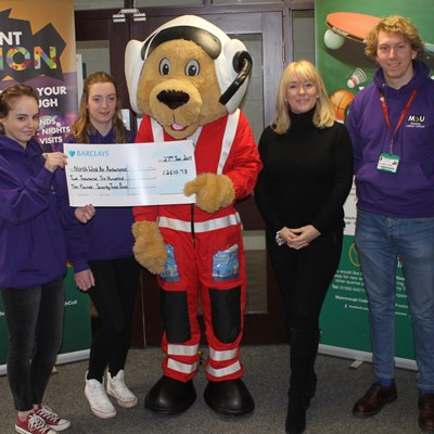 Myerscough College Charity work