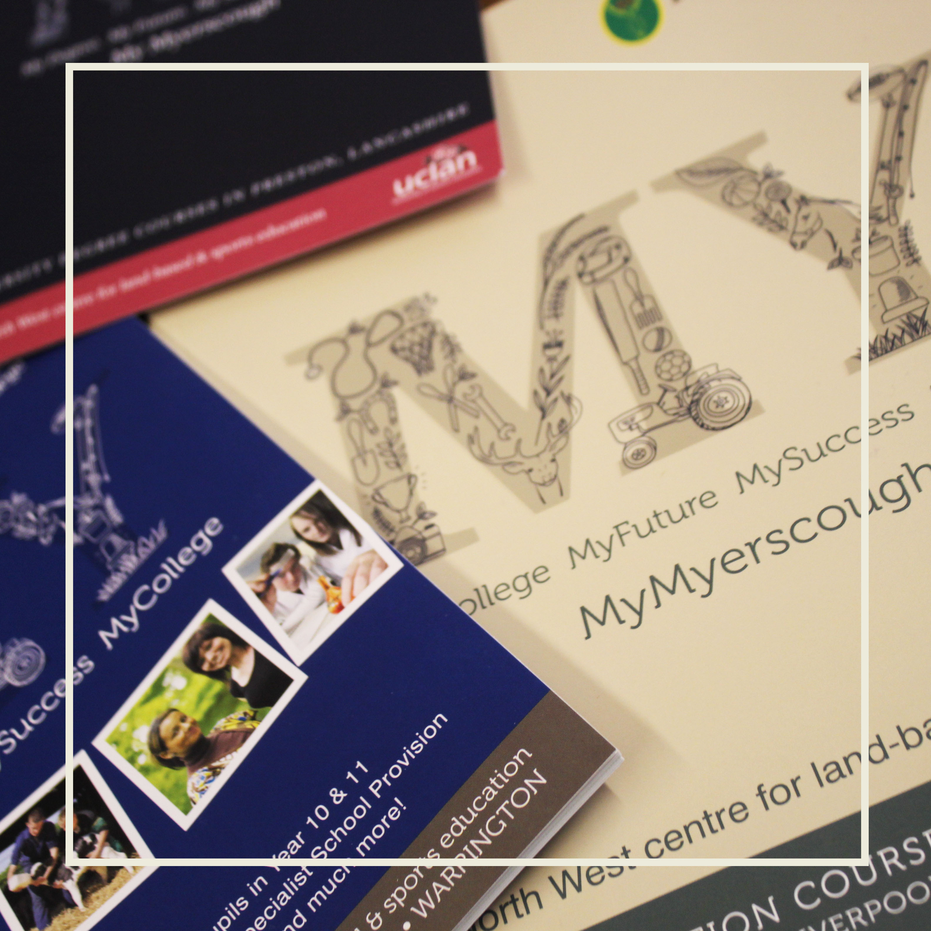 Myerscough College Prospectuses